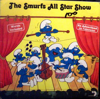 Smurfs All-Star Show